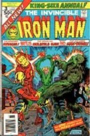 Iron Man Annuals